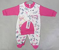 Человечек для новорожденных, на девочек 3-9 месяцев