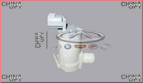 Моторчик бачка омывателя стекла, Chery Kimo [S12,1.3,MT], A21-5207023, Aftermarket