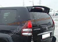 Спойлер на крышу для Toyota Land Cruiser Prado 120 2003-2009