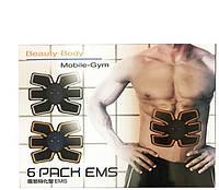 Міостимулятор EMS TRAINER - Пояс стимулятор м'язів преса
