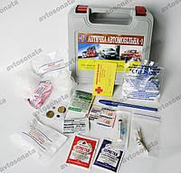 Аптечка  с охлажд. контейнером 23 позиции