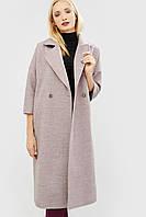 Женское пальто цвета пудры (Ensa crd)