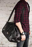 Мужская кожаная сумка Код s3