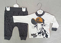 Детский костюм для мальчиков 3-9 месяцев