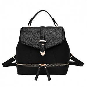 Рюкзак женский Jennyfer XS 68, черный