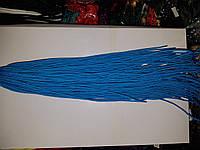 Шнурки синие 40.60 см 50 пар в уп. цена за 50 пар.