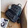 Рюкзак женский Jesse черный eps-8025, фото 3