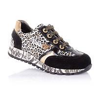 Кроссовки для девочки Tututbi 11.2.158 черные
