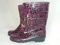 Стильные женские силиконовые сапоги Березень, фото 1