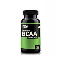 Optimum Nutrition, Бцаа BCAA 1000 Caps Mega-Size, 60 капсул