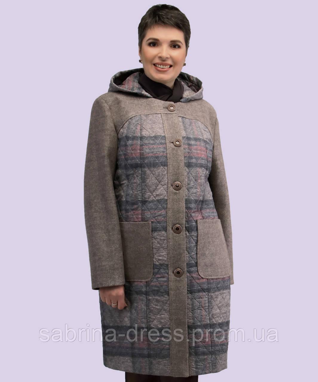1dcb07814e3 Женское кашемировое пальто. Модель 163. Размеры 48-58  продажа