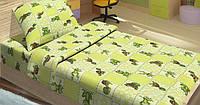 Детское постельное белье для младенцев Lotus ранфорс JoJo зеленый