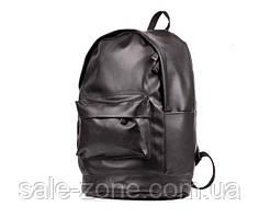 Мужской кожаный рюкзак r1