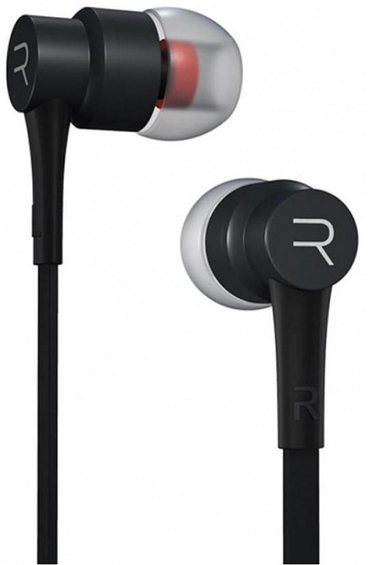 Вакуумные наушники RM-535 Black Remax 330201