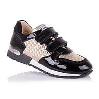 Кроссовки для девочки Tutubi 11.2.156 черные