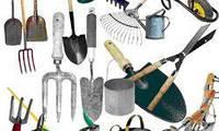 Вилы, грабли, косы, лопаты, тяпки