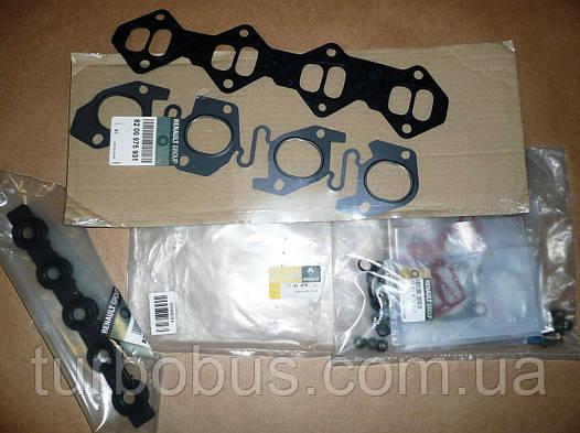Комплект прокладок двигателя на Renault Master III 2010-> 2.3dCi - Renault (Оригинал) - 7701479334