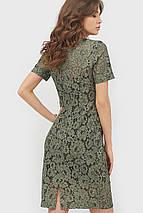 Женское платье из красивого гипюра (Breiz crd), фото 2