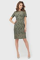 Женское платье из красивого гипюра (Breiz crd), фото 3