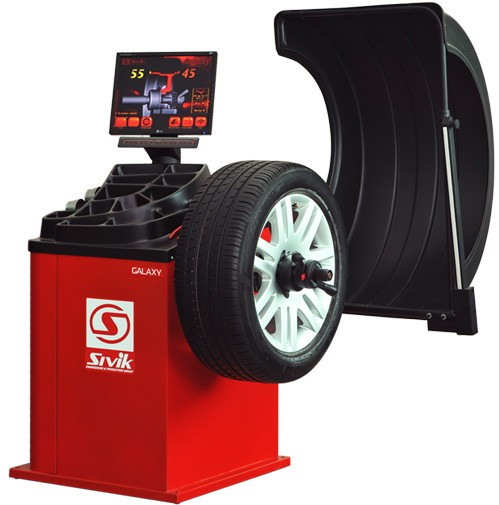 Балансировочный станок Sivik GALAXY СБМП 60/3D