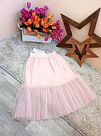 Юбка фатиновая 6-16 лет  от Little star Турция, фото 1