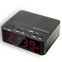 LEADSTAR беспроводной будильник Bluetooth мини-динамик с картой воспроизведения FM-радио