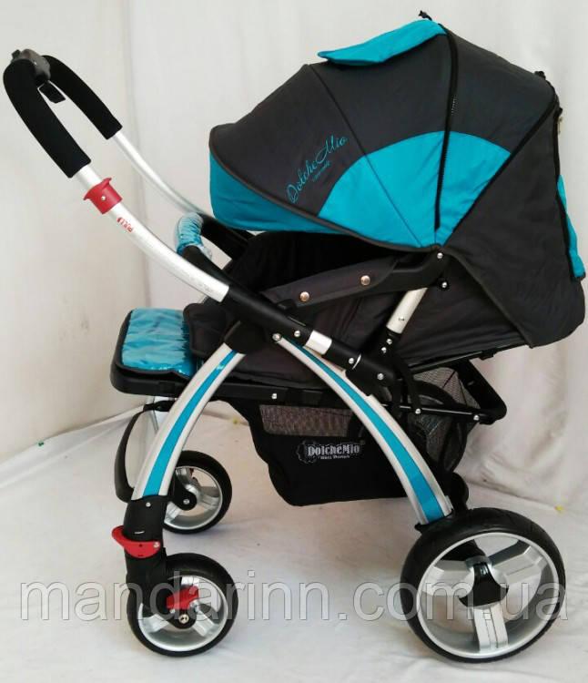 "Детские коляски ""DolcheMio"" SH270 blue"