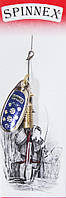 Вращающаяся блесна Spinnex col.003