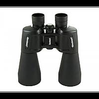Бинокль 12x60 Bushnell с мультипросветленной оптикой для охоты и рыбалки.