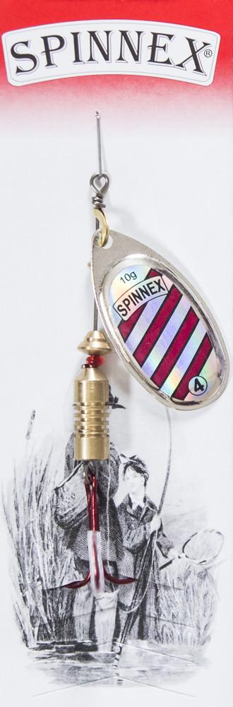 Вращающаяся блесна Spinnex col.011