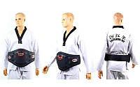 Пояс тренера для тайского бокса TWINS BEPL-3-BK (р-р M-XL, крепление на  ремне, черный)