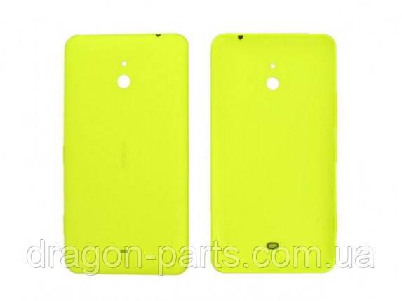 Задняя крышка  Nokia Lumia 1320 желтая оригинал , 8003295, фото 2