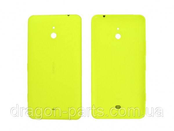 Задняя крышка  Nokia Lumia 1320 желтая оригинал , 8003295