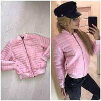 Женская весенняя куртка мод.1203 (много расцветок)