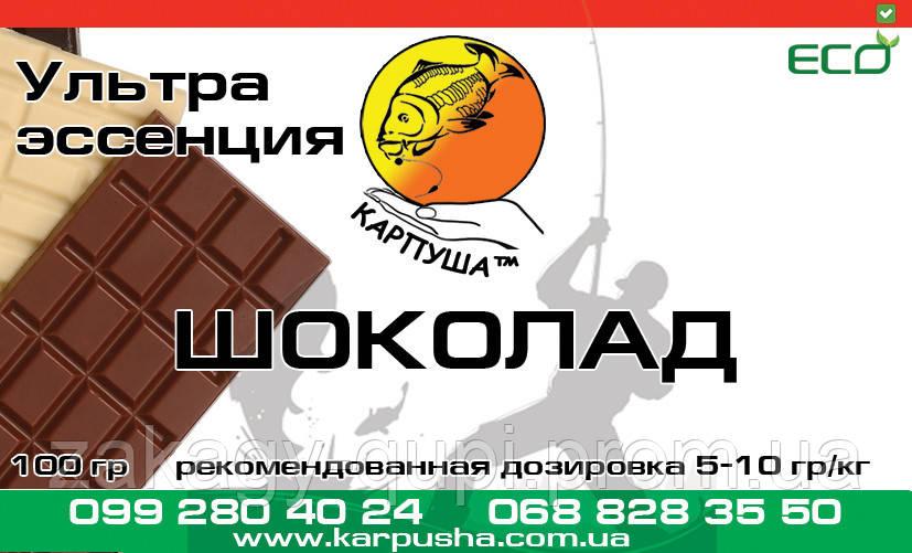 Ультра эссенция Шоколад  (ароматизатор) 100 гр