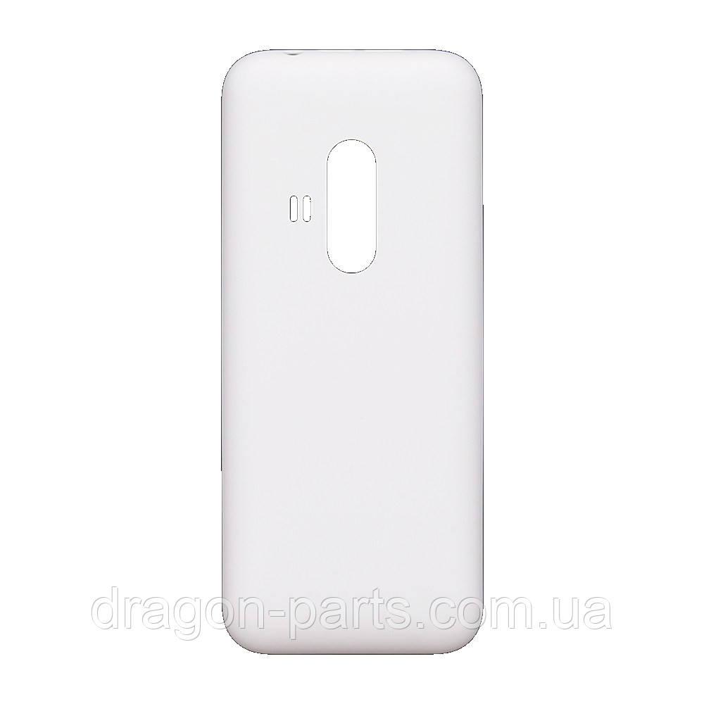 Задняя крышка  Nokia  220 белая оригинал , 9448658