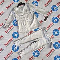 Детские костюмы  из кожзама для девочек  оптом Bellisimo Moda, фото 1