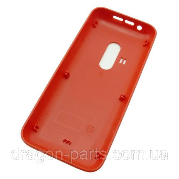 Задняя крышка  Nokia  220 красная оригинал , 9448659