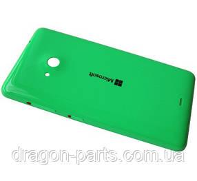 Задняя крышка  Nokia Lumia 535 зелёная оригинал , 8003487