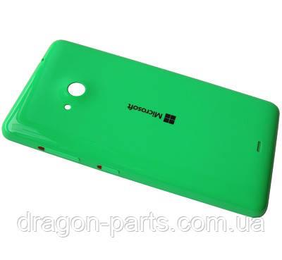 Задняя крышка  Nokia Lumia 535 зелёная оригинал , 8003487, фото 2