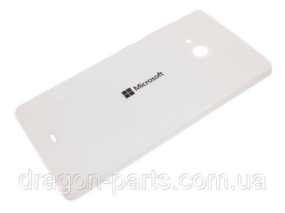 Задняя крышка  Microsoft Lumia 540 белая оригинал , 8003567, фото 2