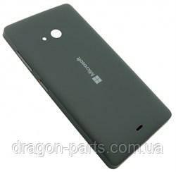 Задняя крышка  Microsoft Lumia 540 черная оригинал , 8003569, фото 2