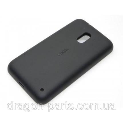 Задняя крышка  Nokia Lumia 620 черная оригинал , 02500S9, фото 2