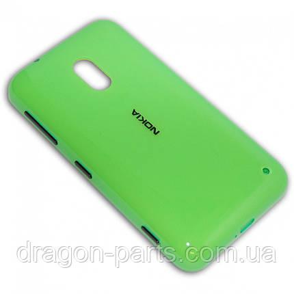 Задняя крышка  Nokia Lumia 620 зелёная оригинал , 02501C8, фото 2