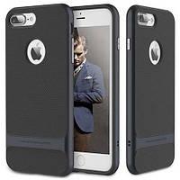 Чехол Royce Case for iPhone 8 Plus / 7 Plus Navy Blue, фото 1