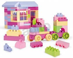 """Конструктор Wader """"Middle Blocks"""" 41280 (133 эл)"""