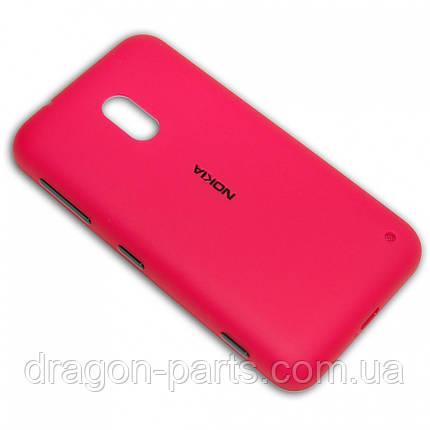 Задняя крышка Nokia Lumia 620 пурпурная оригинал , 02500T1, фото 2