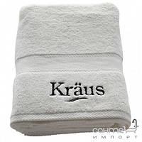 Аксессуары для ванной комнаты Kraus Банное махровое полотенце Kraus