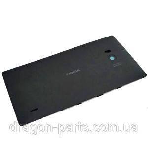 Задня кришка Nokia Lumia 930 чорна оригінал , 02507T3, фото 2