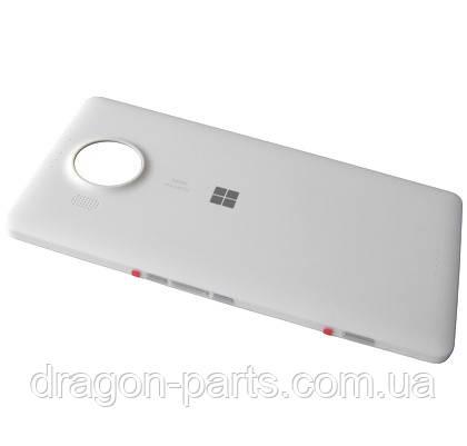 Задняя крышка  Nokia Lumia 950 XL белая оригинал , 00813X4, фото 2